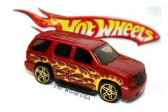 Details about Hot Wheels '07 Cadillac Escalade Hot Haulers exclusive