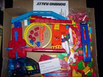 Action Alley Set 1996 Playtoy Industries Toy Dominos Playset | eBay