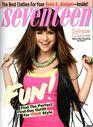 Selena Gomaz  Seventeen