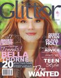 Bella Thorne is Glitter magazine's fall covergirl & appears in