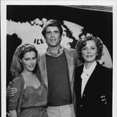 1980 Ted Danson W Mary Louise Weller Eleanor Parker Press Photo | EBay