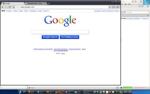 Take a look on new Google Page | iarly selbir - Blog