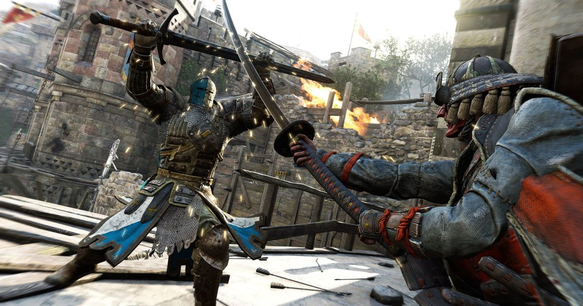Ubisoft reveals the pair of heroes coming to 'For Honor' in season 2