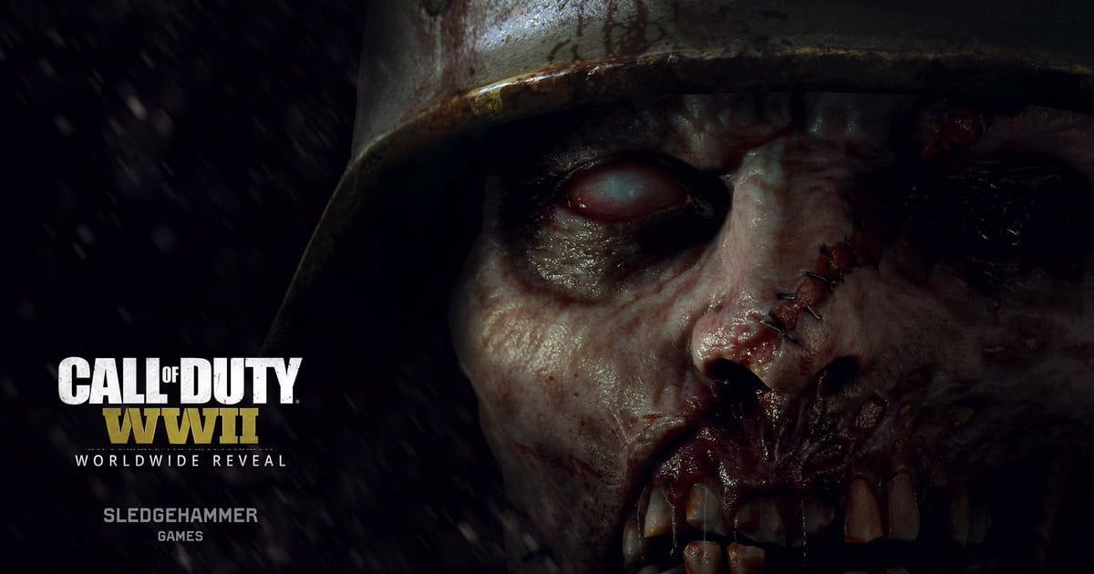 I can't take 'Call of Duty: WWII' seriously as long as it has zombies in it