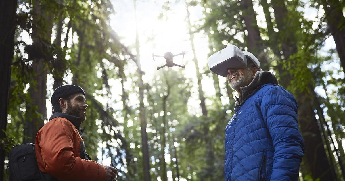 FAA concludes that drones are safer than you may have thought