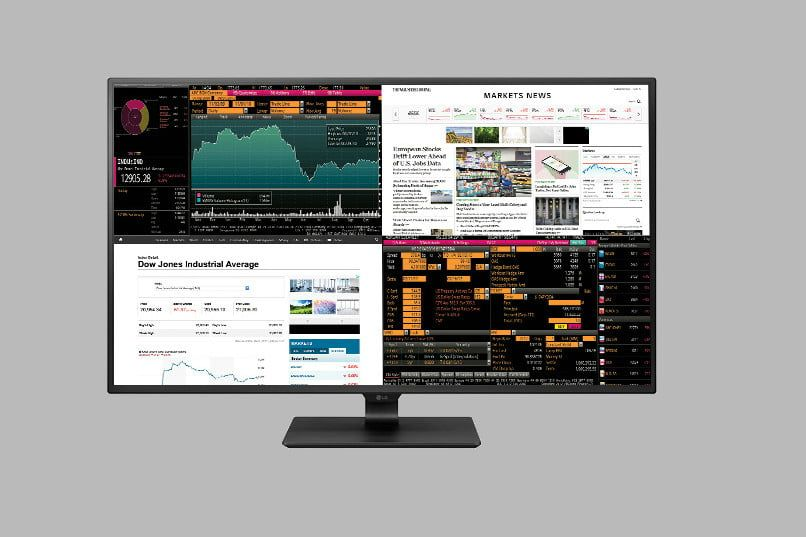 LG now has a 42.5-inch display that's optimized for multitasking