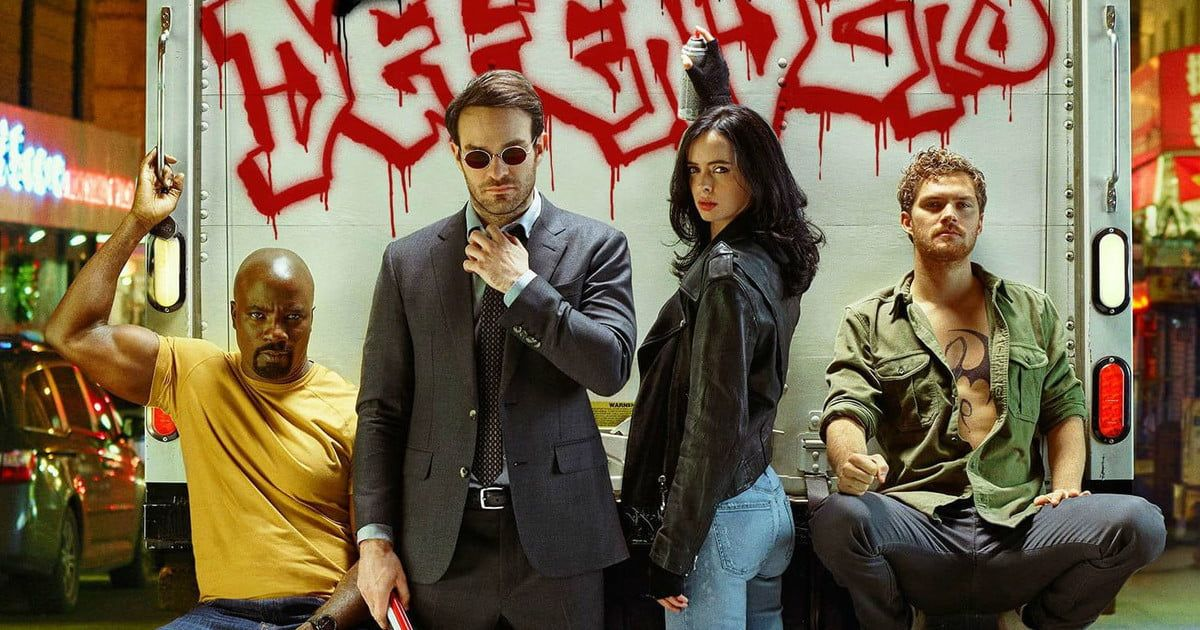 Here's everything we know about Marvel's 'The Defenders' on Netflix