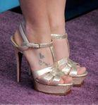Spear Britney  Le tatouage sur le…  Britney Spear  Les pieds des
