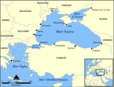 La Mer d'Azov : Mauvaise Mère  WorldWidePress