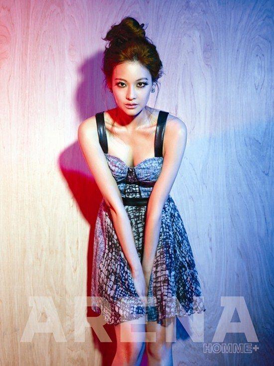 Oh Yeon Seo Nude