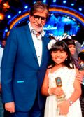 Idol Junior winner: Thank you for liking me!  Rediff.com Movies