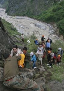 efforts of jawans in Uttarakhand' - Rediff com India News