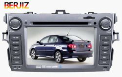 Car DVD GPS Navigation for ToyotaCorolla (BJSD8701Y)  China Car