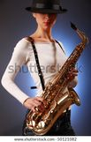 woman sax image results