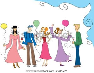 stock-photo-people-enjoying-themselves-at-a-party-holding-balloons-and