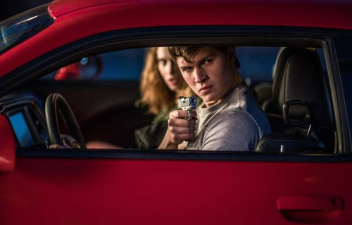 Baby Driver film complet
