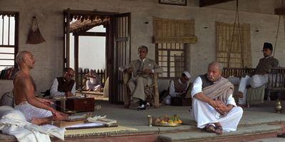 Gandhi en streaming