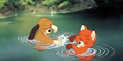 Rox et Rouky en streaming
