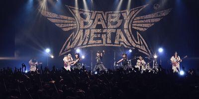 Babymetal - The Five Fox Festival in Japan - Red Fox Festival STREAMING