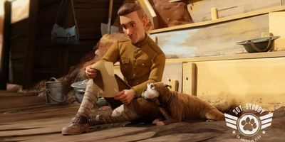 Sgt. Stubby: An American Hero STREAMING