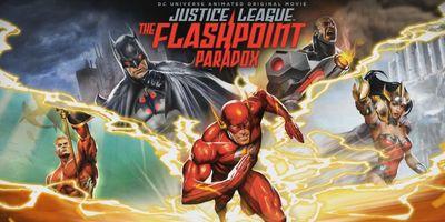La Ligue des Justiciers : Le Paradoxe Flashpoint en streaming