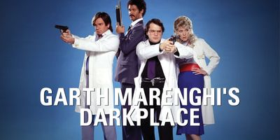 Garth Marenghi's Darkplace STREAMING