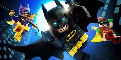 LEGO Batman : Le film STREAMING