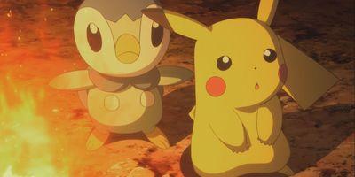 Pokémon, le Film : Je te choisis ! en streaming