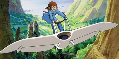 Nausicaä de la vallée du vent STREAMING