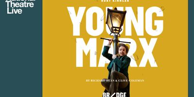 National Theatre Live: Young Marx en streaming
