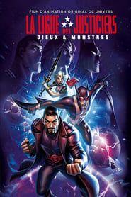 La Ligue des Justiciers : Dieux et Monstres streaming vf