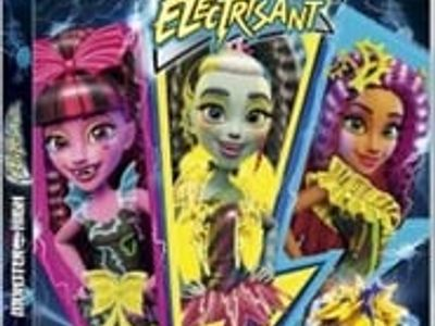 Monster High : Electrisant  streaming