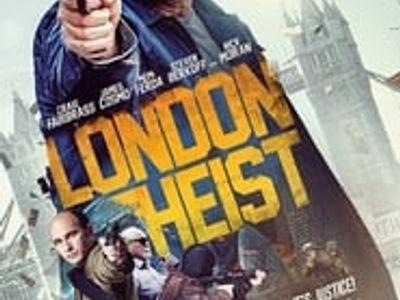 London Heist  streaming