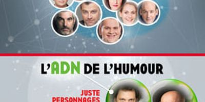 Juste Pour Rire 2017 - Gala Juste Personnages en streaming