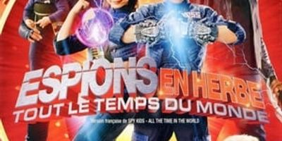 Spy Kids 4: All the Time in the World en streaming