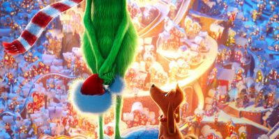 Voir Le Grinch en streaming vf