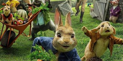 Voir Pierre Lapin en streaming vf