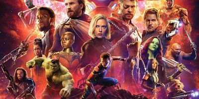Voir Avengers : Infinity War en streaming vf