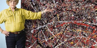 Voir Who the #$&% Is Jackson Pollock? en streaming vf
