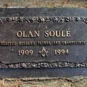 Olan Soule (1909 - 1994) - Find A Grave Photos