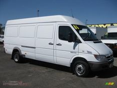 2006 Dodge Sprinter Van 3500 High Roof Cargo in Arctic White  877351