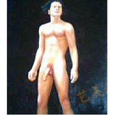 Every a man naked oil paintings is US$199!  Buy a man naked oil