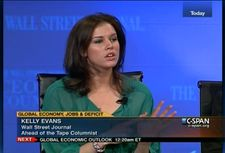 Kelly Evans  Bio  CSPAN Video Library