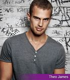 Theo James Shirtless � Photo, Picture, Image and Wallpaper Download