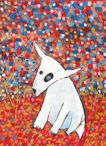 Chessie Moore My Favorite Dog http://fineartamerica com/featured/my