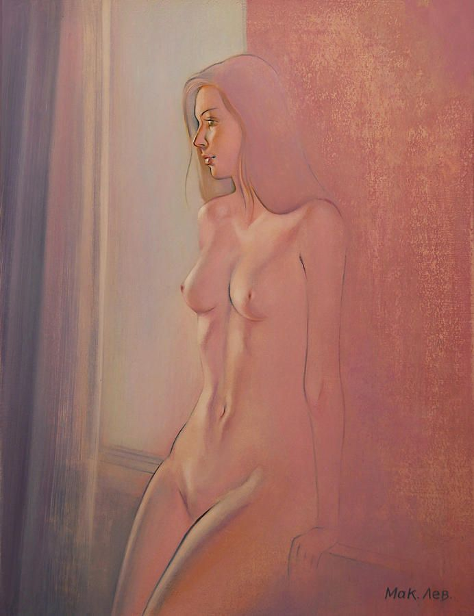 Ukrainian Gentle Angel Nude