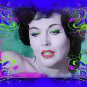 Hazel Court Portrait Artwork 5 Of 177 By Joe Michelli Previous Next