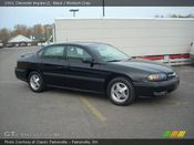 2001 Chevrolet Impala LS in Black  Click to see large photo