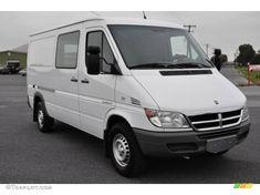 2006 Arctic White Dodge Sprinter Van 2500 Cargo #18169133 | GTCarLot