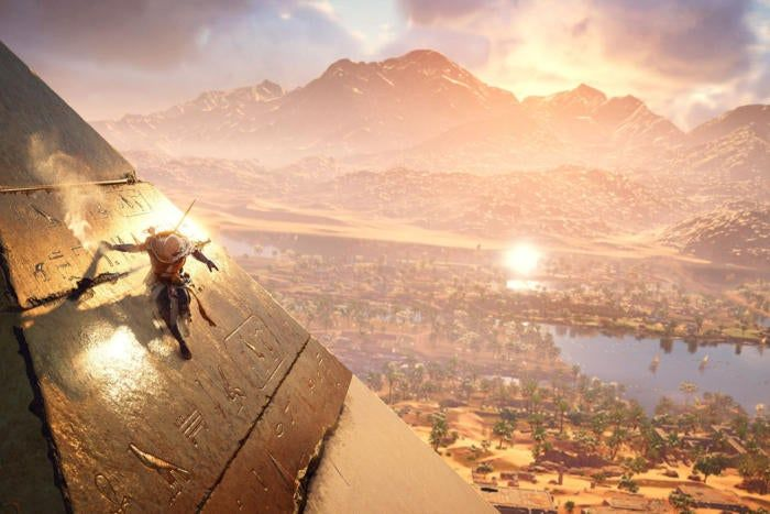 Hands-on: Assassin's Creed: Origins still feels like Assassin's Creed